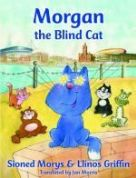 Morgan the Blind Cat